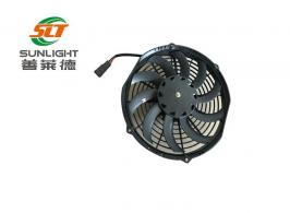 Brushless dc fan for car