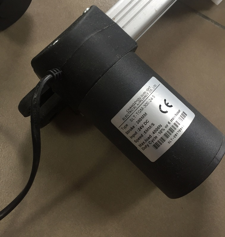TGM-S 12v electric linear actuator