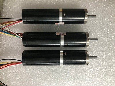 High power brushless motor